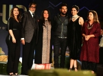 Deepika Padukone Kajol Others At Yuvraj Singh Fashion Event Pics