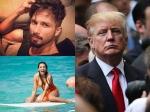 Donald Trump To Meet Shahid Kapoor Malaika Arora Ameesha Patel In Usa
