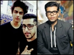 Karan Johar Talks Excitedly About Aryan Khan Bollywood Debut Film