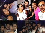 Karan Patel Adorable Message Friends Like Family Sargun Bday Bash Pics