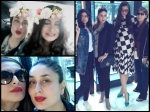Kareena Kapoor Khan New Pictures Spotted With Sonam Kapoor Rhea Kapoor