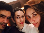 Kareena Kapoor Khan Spotted With Manish Malhotra Karisma New Picture