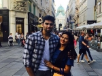 Kratika Sengar Holidaying In Europe With Hubby Nikitin Dheer Pics