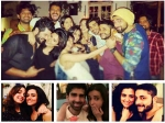 Ridhi Akshay Dogra Birthday With Raqesh Barun Sanaya Mohit Others Pics