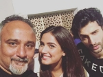 Tashan E Ishq Sidhant Gupta Joins Jasmin Naman Zain For Wrap Up Party