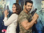 John Abraham And Sonakshi Sinha Support Indian Army Surgical Strikes