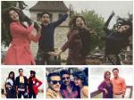 Yeh Rishta Kya Kehlata Hai Stars Hina Khan Shivangi Mohsin Switzerland