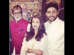 New Picture Proof Amitabh Bachchan Not Angry Aishwarya Rai Still Loves