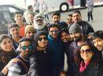 Arjun Bijlani Drashti Dhami In Vienna For Pardes Mein Hai Mera Dil