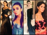 Aishwarya Rai Katrina Alia Kajol At Filmfare Glamour Style Awards