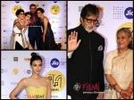 Amitabh Jaya Bachchan Aamir Khan At Mami Film Festival Pictures