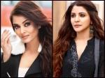 Anushka Sharma Mesmerised By Beauty Of Aishwarya Rai Bachchan