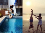 Bikini Diaries Amyra Dastur Does A Full Flip On The Beach
