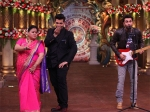 Karan Johar Dances Ranbir Kapoor Tune Comedy Nights Bachao Taaza Pics