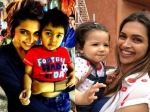 Pictures Of Deepika Padukone With Little Children