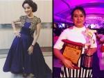 Diya Aur Baati Hum Deepika Singh Neelu Vaghela Win Tiifa Awards Pics