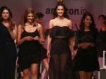 Disha Patani Spotted At Fashion Show Walks The Ramp Looks Hot New Pics