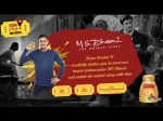 Ms Dhoni Lives And Shares His Untold Story With Revital H Consumers