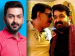 Prithviraj Is All Praises For Mohanlal Priyadarshan Oppam