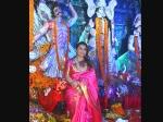 Rani Mukerji Spotted At Durga Puja Sans Adira Gains Weight New Pics