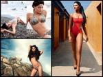 Saiyami Kher Hot Bikini Pictures Kingfisher Photoshoot Mirzya Actress