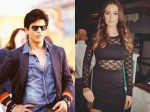 Shahrukh Khans Upcoming Movie The Ring To Star Evelyn Sharma