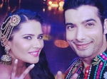 Kratika Sengar Sharad Malhotra Performing Together For Diwali Bash