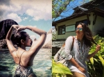 Sonakshi Sinha Holidaying In Seychelles