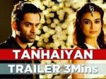 Tanhaiyan Trailer Surbhi Jyoti Barun Sobti Set The Screen On Fire