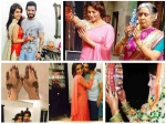 Divyanka Tripathi Sanaya Irani Other Tv Stars Celebrate Karva Chauth