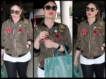 After Gaining Weight Pregnant Kareena Kapoor Makes Heads Turn Airport