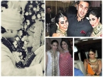 Saif Ali Khan Kareena Kapoor Fourth Anniversary Rare Wedding Pictures