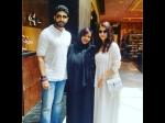 Aishwarya Rai Abhishek Bachchan New Dubai Picture With Fan Is Lovely