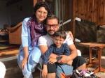 Aamir Khan Celebrating Wife Kiran Rao S Birthday