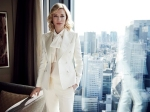 Cate Blanchett Gave Away Her Exclusive Armani Scent To A Taxi Driver