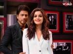 Koffee With Karan 5 Shahrukh Khan Stalks Daughter Suhana Alia Single