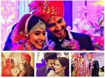 Dheeraj Dhoopar Vinny Arora Wedding Pics Prove Made For Each Other