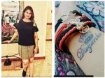 Divyanka Tripathi Lovely Message For Her Special Fan Tattoo