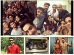 Divyanka Tripathi Surprises Vivek Dahiya Birthday Party Friends Pics