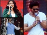 Global Citizen India Festival Live Coverage Pictures Srk Big B Sonam