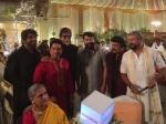 Mammootty Amitabh Bachchan Sachin Tendulkar Kalyan Diwali Bash