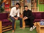 Kapil Sharma Thanks Karan Johar For Inviting Him On Koffee With Karan