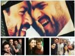 Karan Patel Birthday Bash Friends Ankita Surprise Shahrukh Khan Pic