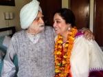 Kirron Khers Father Colonel Thakur Singh Passes Away