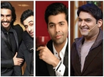 Ranveer Singh Ranbir Kapoor Kapil Sharma To Appear Koffee With Karan