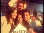 Kriti Sanon Wraps Up The Shoot Of Her Upcoming Film Bareilly Ki Barfi