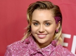 Legalisation Of Marijuana In California Makes Miley Cyrus Happy