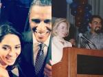 Mallika Sherawat And Kabir Bedi Support Hillary Clinton For President