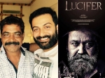 Mohanlal Prithviraj Lucifer Is Not Shelved Antony Perumbavoor