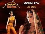 Naagin Mouni Roy Voicing Sita Mouni Excited Fim Mahayoddha Rama